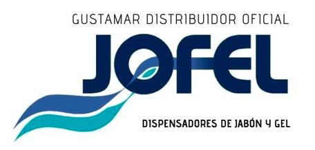 DISPENSADORES DE JABON Y GEL JOFEL AC70000