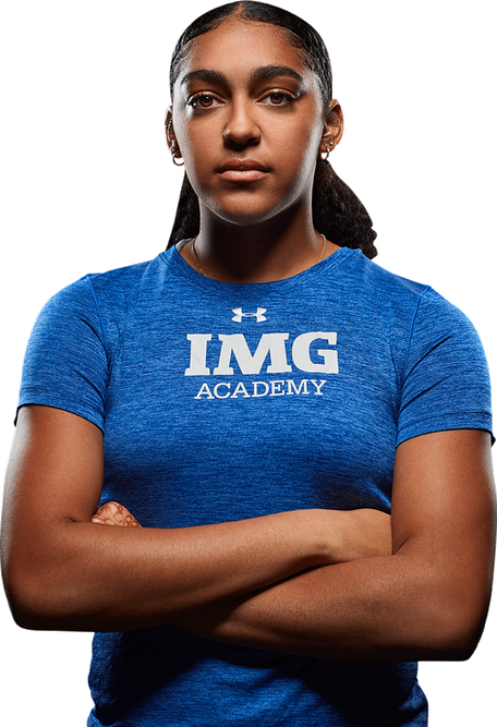 IMG Academy Female Athlete