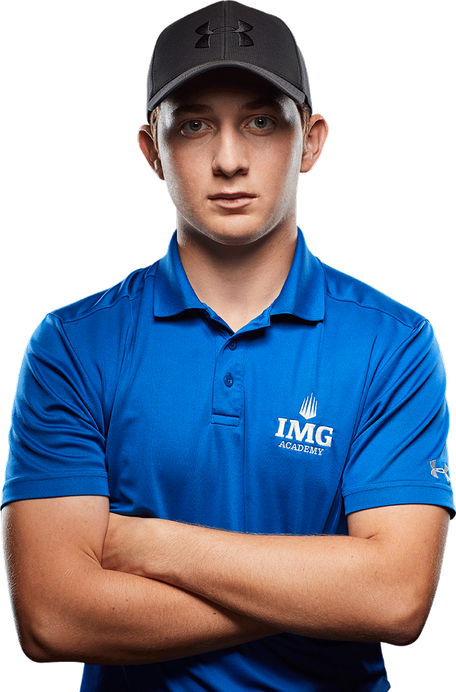 IMG Academy Male Athlete