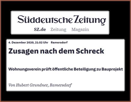 Quelle: Süddeutsche Zeitung, www.sz.de, 04.12.2020