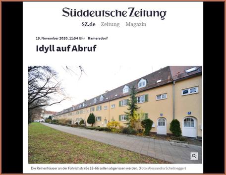 Quelle: Süddeutsche Zeitung, www.sz.de, 19.11.2020