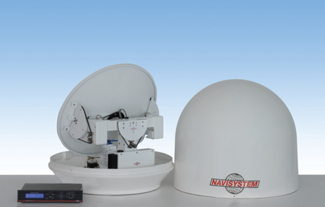 antenna satellitare VSAT marine satellite nautica yacht imbarcazione ship vessel
