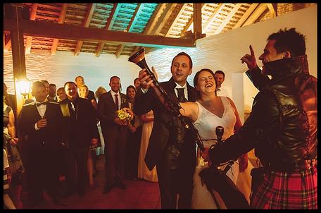 Dudelsackspieler für Hochzeiten Berlin