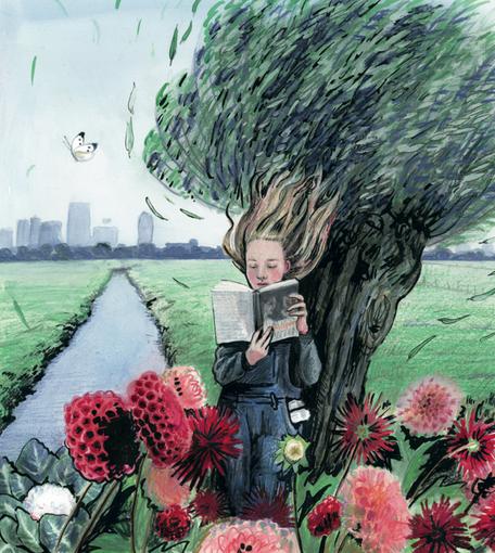 Cover Gulliver nieuw kunstseizoen september 2021 Nederlands Dagblad
