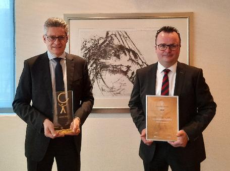 Corporate Health Award 2020 für die Volksbank Beckum-Lippstadt – REVITALIS GmbH