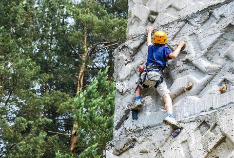 REVITALIS BGM Sommer Special 2020 - Klettern für Familien