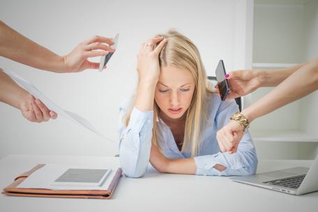 Stress-Signale erkennen - Körpergefühl und Selbstwert stärken