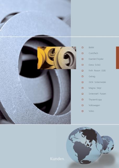 Broschüre Innenseite Design by Winghardt