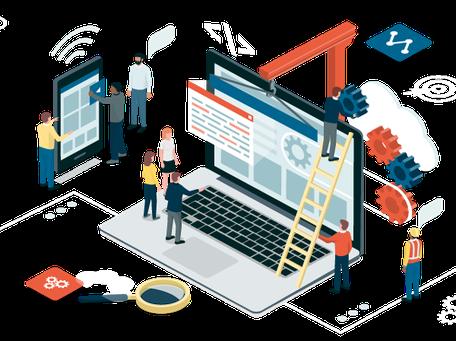 Web-Programmierung, Webdesign, Applikationsentwicklung
