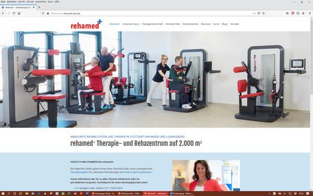 rehamed neuro GmbH, Stuttgart