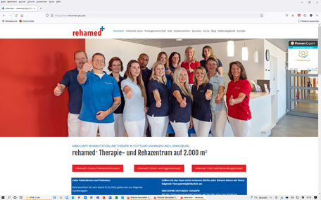 rehamed+ | Therapie- und Rehazentrum Stuttgart-Vaihingen
