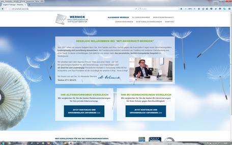 Alexander Wernick Versicherungsmakler | Fellbach