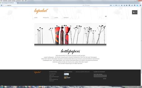 Online-Shop Lapabri | www.lapabri.de