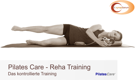 PilatesCare - synapsanum - Reha Training