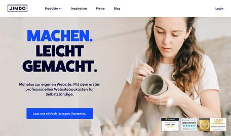ドイツのジンドゥー公式サイト