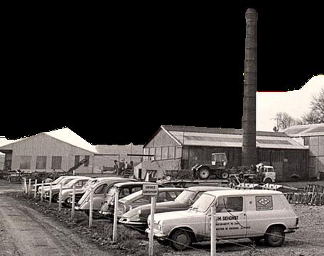 Ancien teillage de lin - Dehondt - Crasville-la-Mallet 76