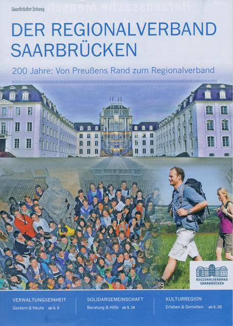 BLOG, Titelseite Regionalverband 200 Jahre 2016.08