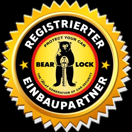 Discarvery zertifizierter Bear Lock Einbaupartner