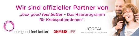 Wir sind DKMS Partner
