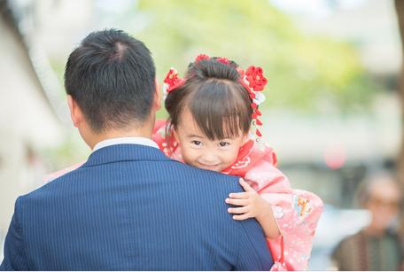 七五三撮影 北井香苗 出張カメラマン 出張撮影 3歳七五三 東京 水天宮 家族写真 ロケーションフォト 七五三