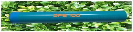 DPE 100 défense de la planète terre