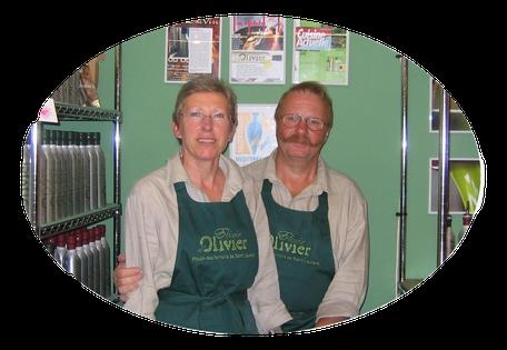 Chantal et Patrick Ochs - Oliverons