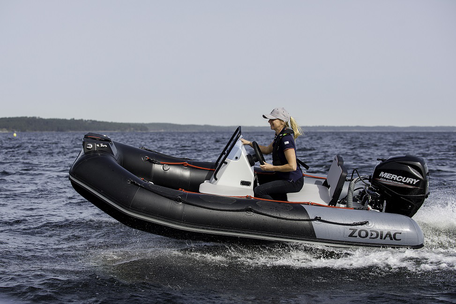 Zodiac MINI OPEN 3.4 RIB - Rubberboot Holland Aalsmeer