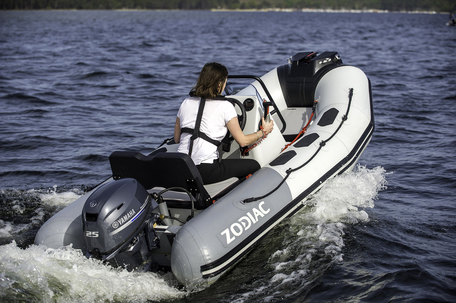 Zodiac MINI OPEN 3.1 RIB - Rubberboot Holland Aalsmeer