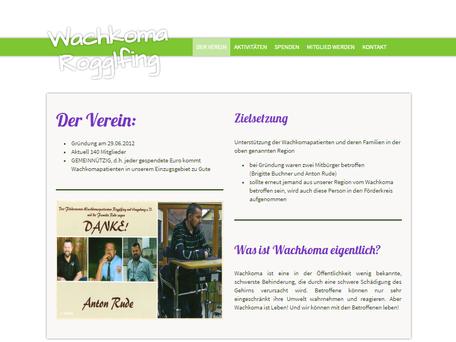 ITMASO, die Marketing Agentur aus Eggenfelden spendet Homepage