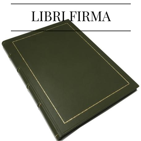 Libri firma pelle