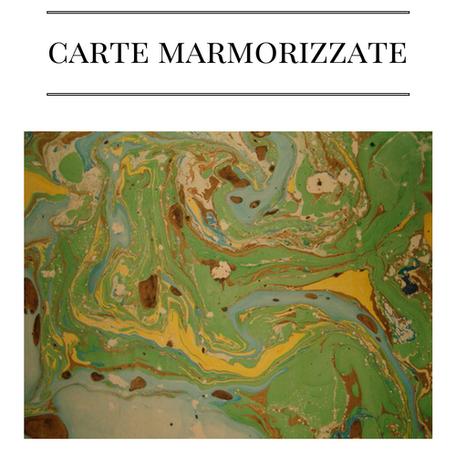 Carte marmorizzate
