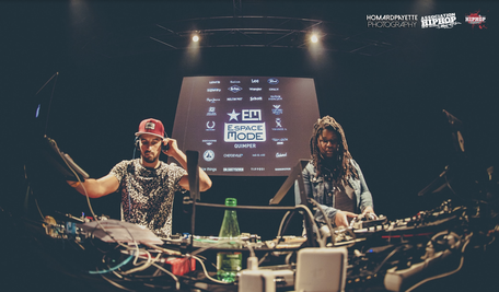 Mac Larnaque DJ