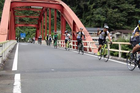 サイクリングin四国西予ジオパーク