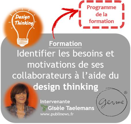 Identifier les besoins et motivations de ses collaborateurs à l'aide du design thinking