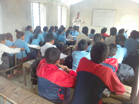 Schule, Aufbau, Unterricht, Spende, Bildung