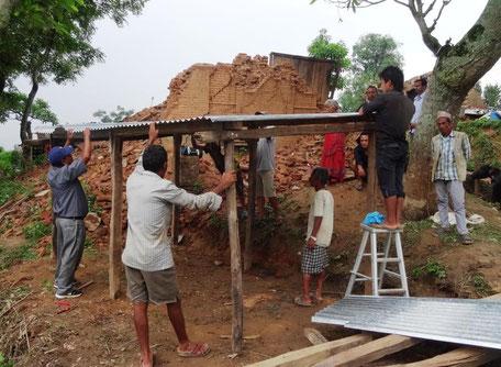 Not,Armut,Zerstörung,Hilfe,Spende,Aufbau