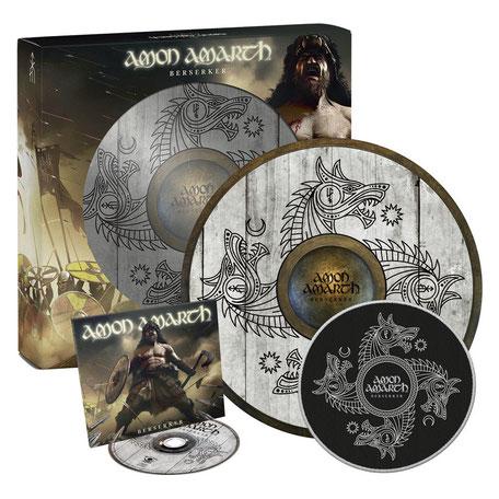 Berserker SPECIAL EDITION CD-Boxset
