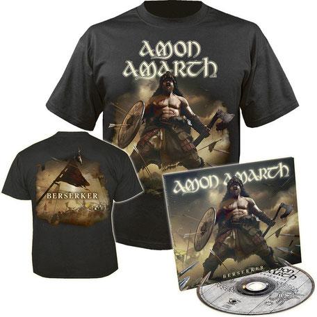 T-Shirt und CD als Bundle
