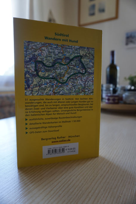 berghundtal, wandern mit hund, südtirol, franziska rößner, rother verlag, wanderbuch