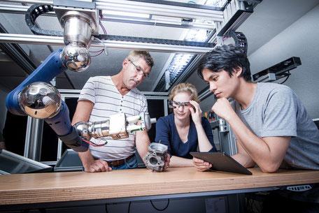 © IAW der RWTH Aachen University / Innovationen durch Digitalisierung