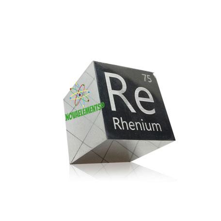 pure rhenium metal bar 99,99%, only at novaelements.com!