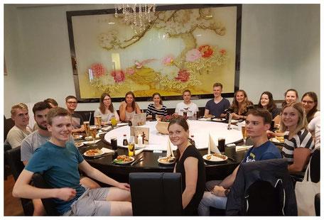 Restaurant Zhou's Five (weitere Bilder s. Fotoalbum)