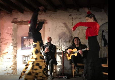 prestation flamenco