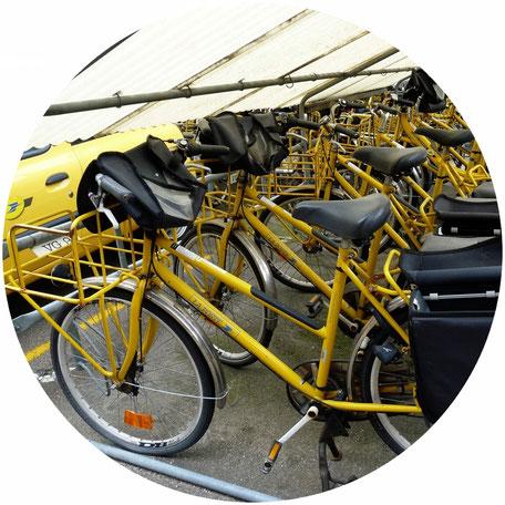 Vélo La Poste By ecelan