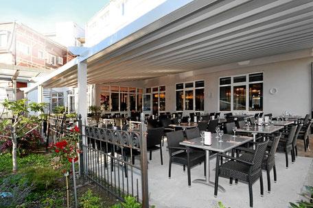 Gartenwirtschaft und Biergarten Restaurant Fudu