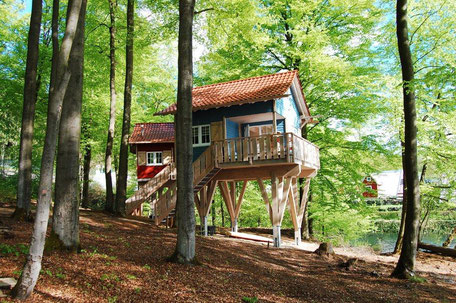 Treehouse Nils