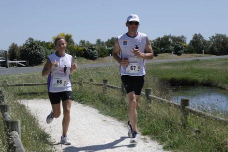 Oléronaise - course pour la lutte contre les cancers féminins, cancer du sein, cancer du col de l'utérus, cancer des ovaires - Ile d'Oléron