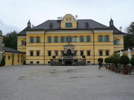 ヘルブルン宮殿