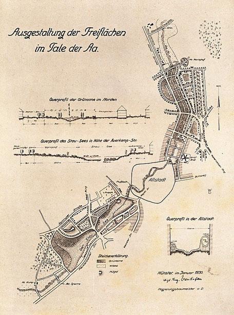 Bauplanung - Bild 'Das schöne Münster'