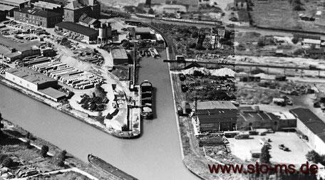 Foto Cekade - Ausschnitt Stadthafen II